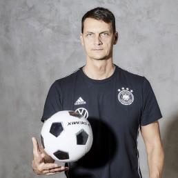 DFB Trainer Ulf Sobek